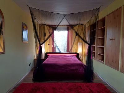 Dat Sandmann Huus - Schlafzimmer 1